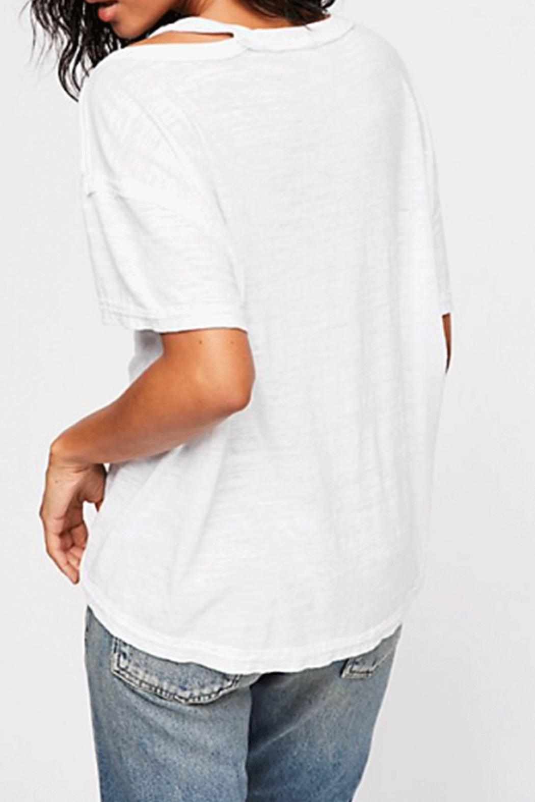 Free People Alex Tee - Front Full Image
