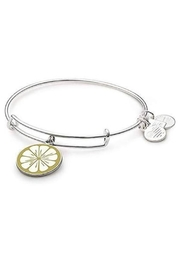 """Alex and Ani Alex And Ani Charity Pediatric Cancer Research """"Zest For Life"""" Bangle - Front cropped"""