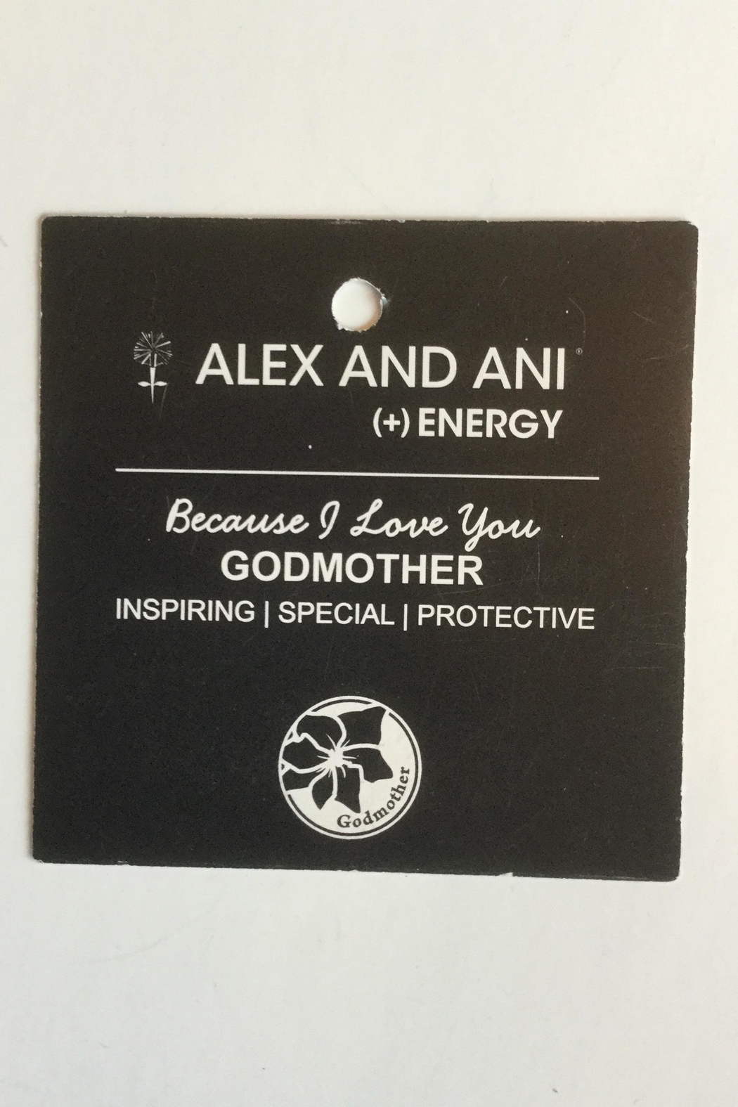 "Alex and Ani Alex And Ani ""Godmother"" Expandable Bangle - Front Full Image"