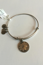 "Alex and Ani Alex And Ani ""Godmother"" Expandable Bangle - Front cropped"