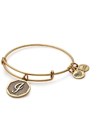 "Alex and Ani Alex And Ani Initial ""J"" Bracelet - Product Mini Image"
