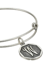 "Alex and Ani Alex And Ani Initial ""W"" Bracelet - Product Mini Image"