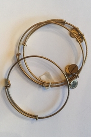 "Alex and Ani Alex And Ani ""Set Of 3"" Expandable Bangles - Product Mini Image"