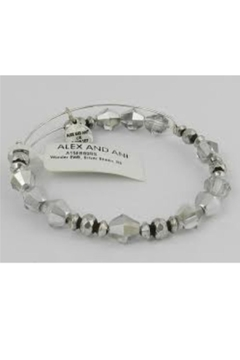 Alex and Ani Alex And Ani Silver Sheen Wonder Bangle - Alternate List Image
