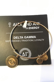"Alex and Ani Alex And Ani Sorority ""Delta Gamma"" Bracelet - Product Mini Image"
