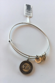 "Alex and Ani Alex And Ani Sorority ""Kappa Delta"" Bracelet - Product Mini Image"