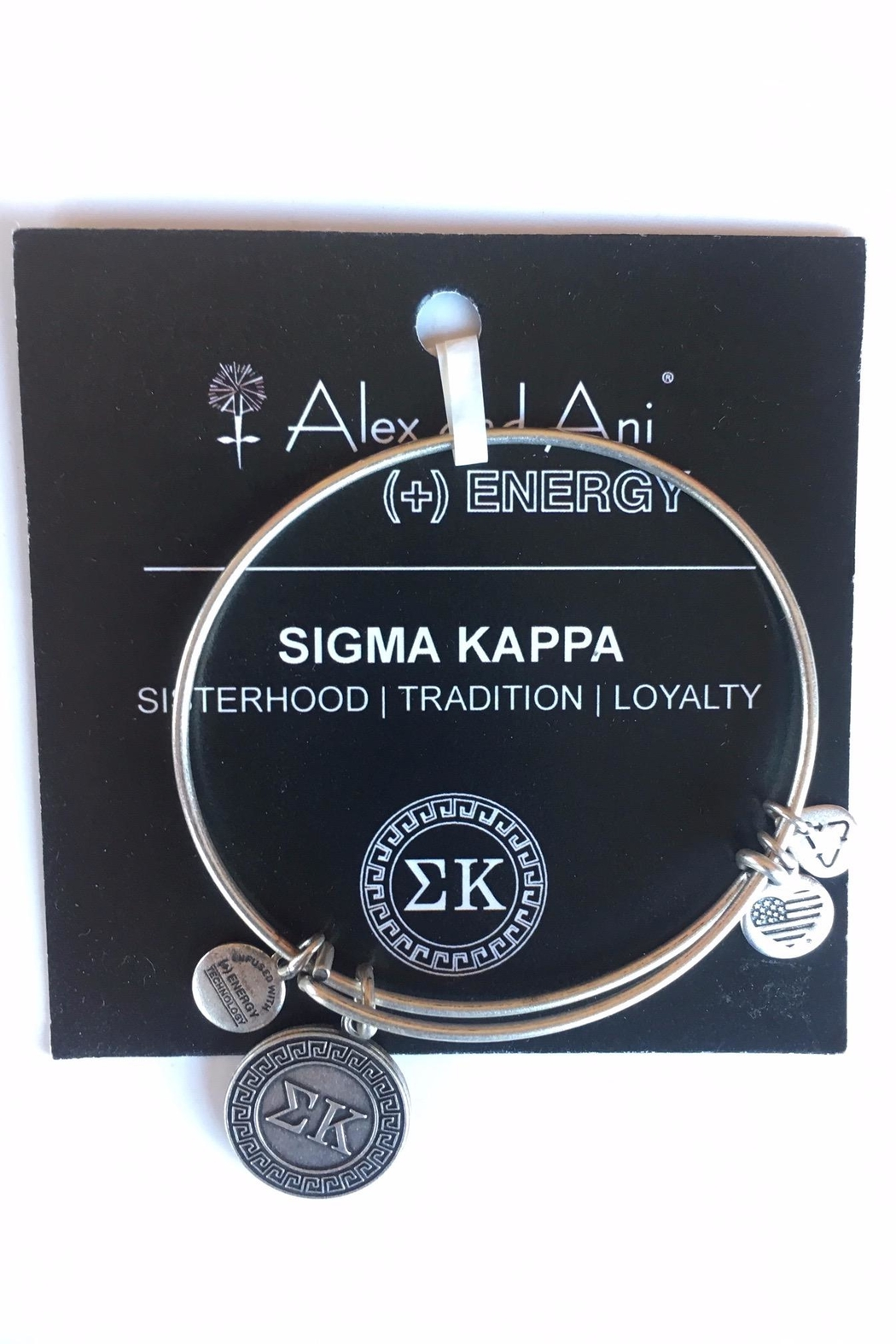 Alex and Ani Alex And Ani Sorority - Front Cropped Image
