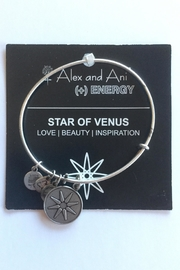 """Alex and Ani Alex And Ani """"Star Of Venus"""" Bangle - Front cropped"""