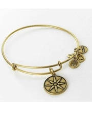 "Alex and Ani Alex And Ani ""Star Of Venus"" Bangle - Product Mini Image"
