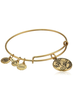 "Alex and Ani Alex And Ani Zodiac ""Scorpio"" Expandable Bangle - Product List Image"