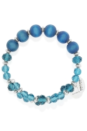 Alex and Ani Alex And Ani Cerulean Enigma Wrap - Front cropped