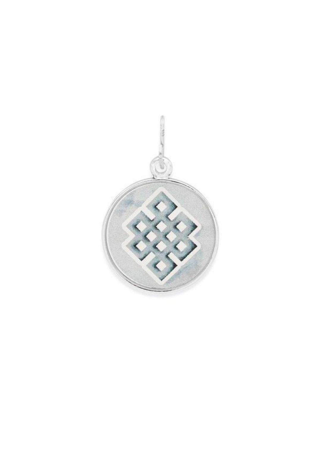 Alex and Ani Endless Knot Necklace - Main Image