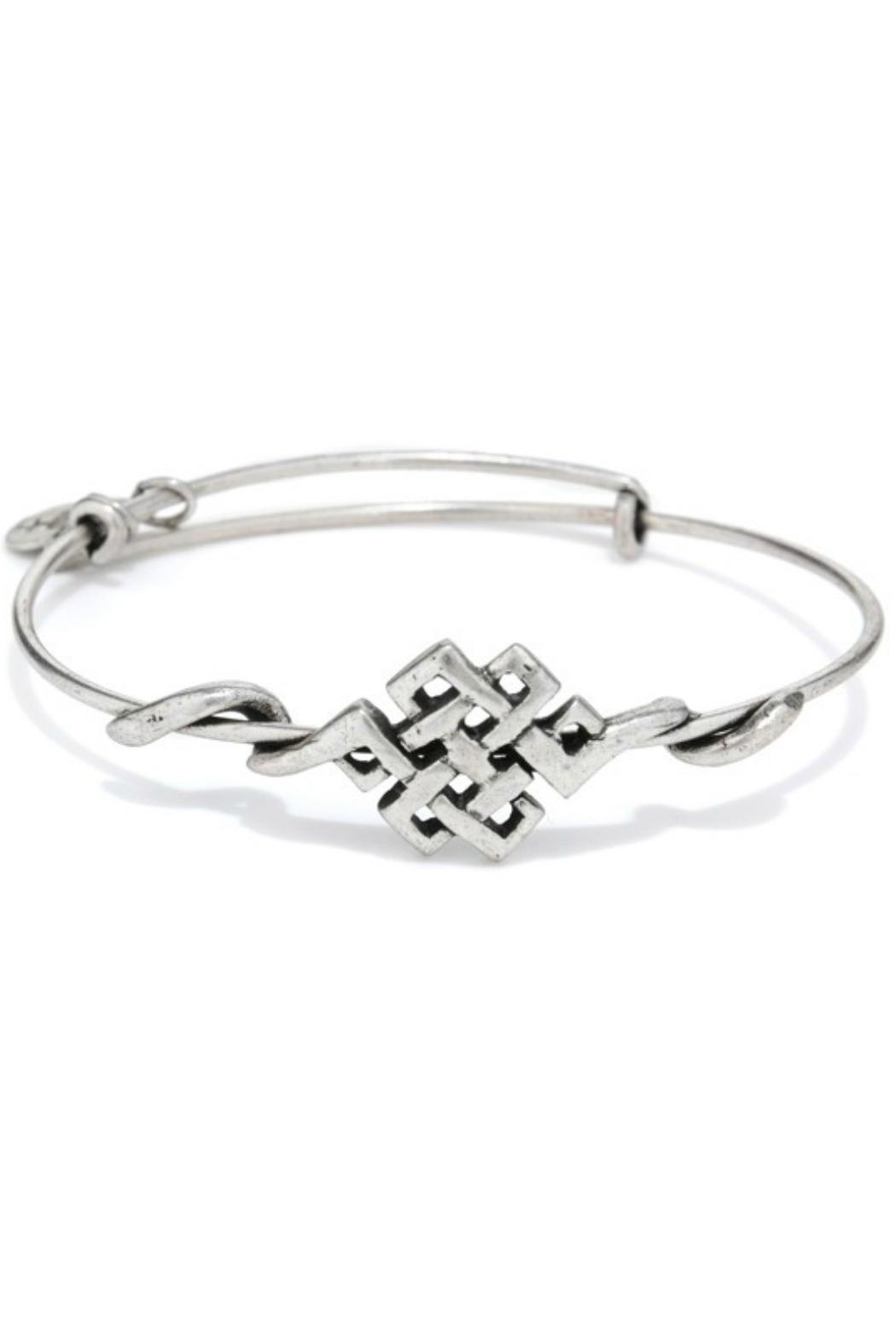 Alex and Ani Endless Knot Wrap - Main Image