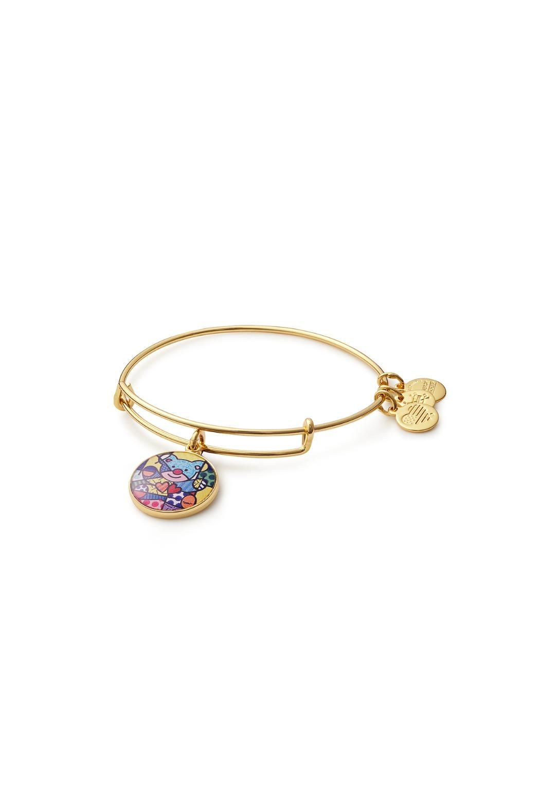 alex and ani friendship bracelet from new york by