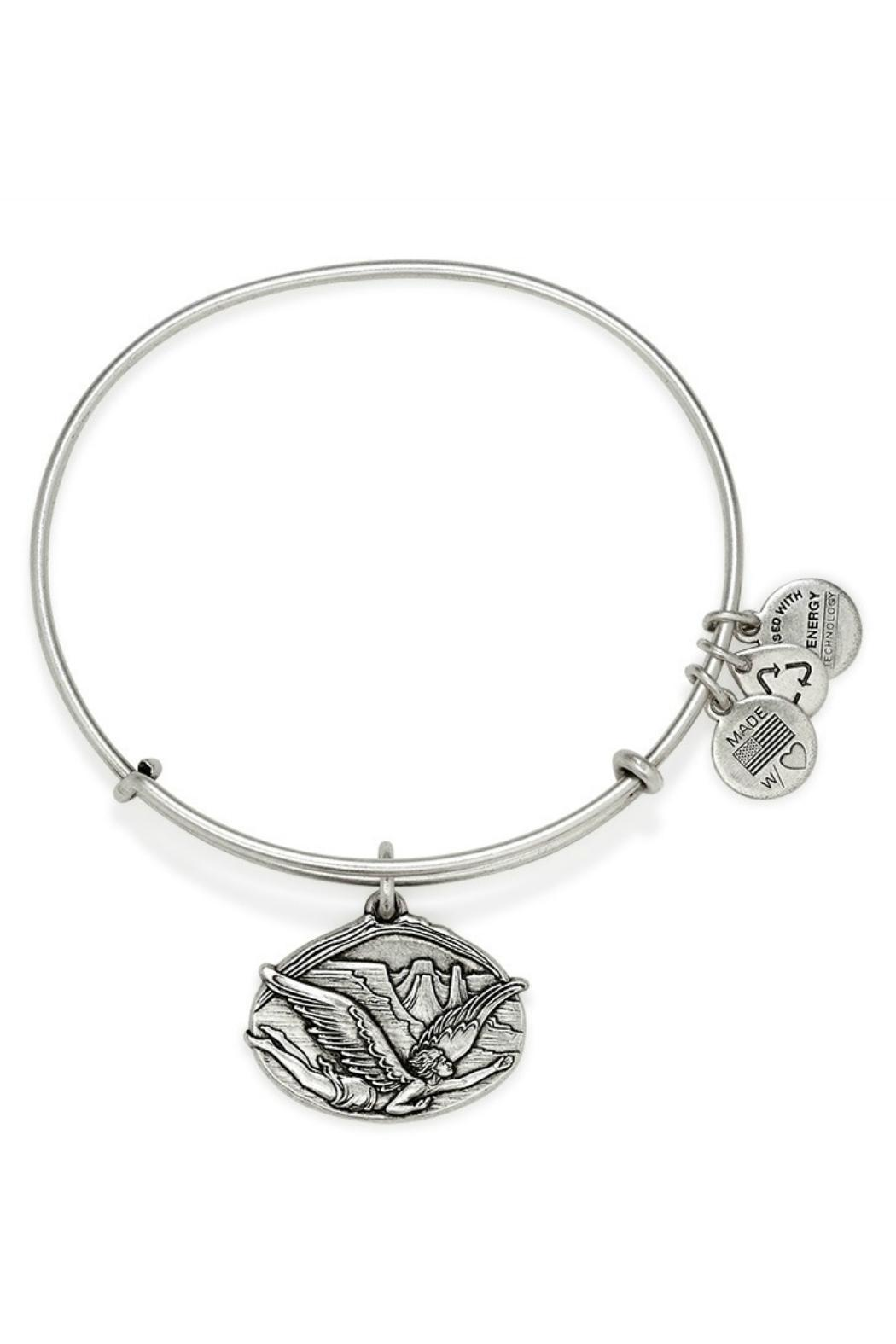 Alex and Ani Guardian Of Freedom Bracelet - Front Cropped Image