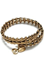 Alex and Ani Gypsy 66 Bangle - Front cropped