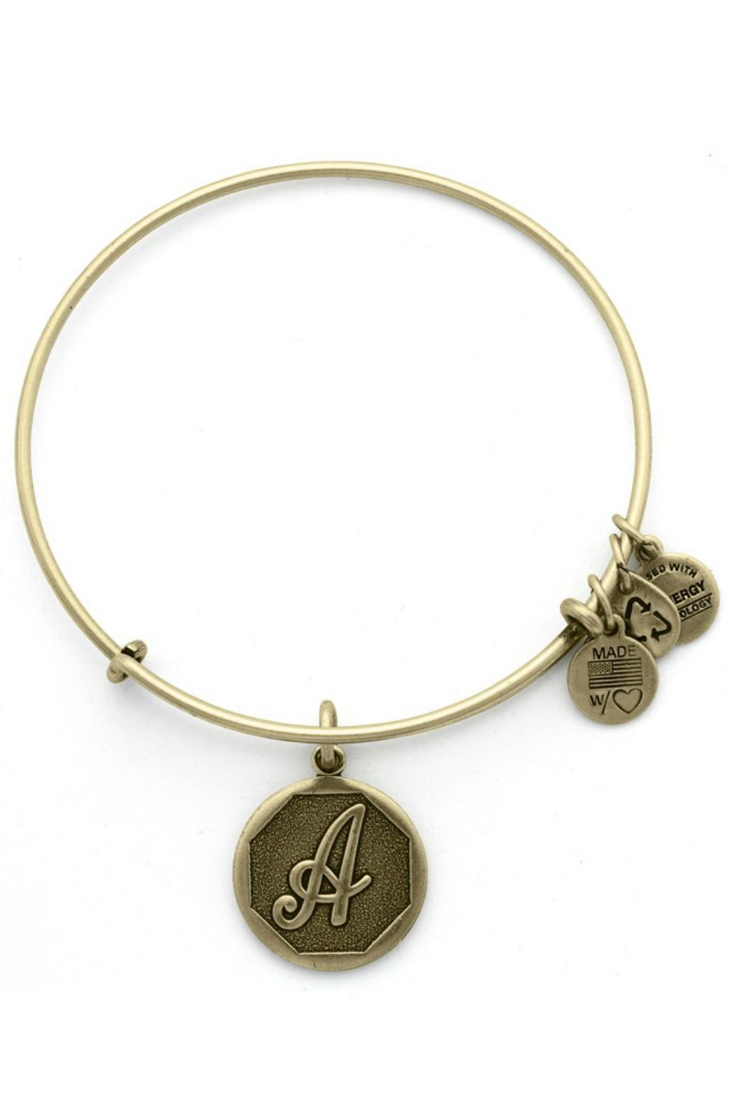 Alex and Ani Initial A Bracelet - Main Image