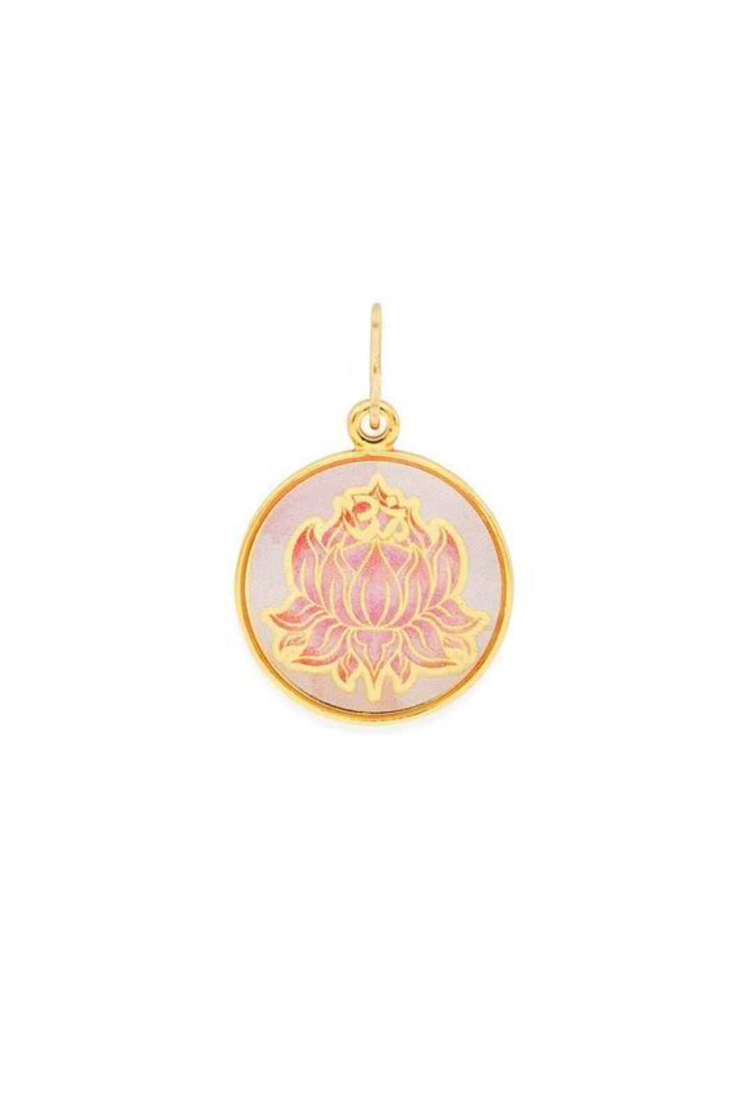 Alex and ani lotus flower necklace from connecticut by wave gallery alex and ani lotus flower necklace front cropped image izmirmasajfo