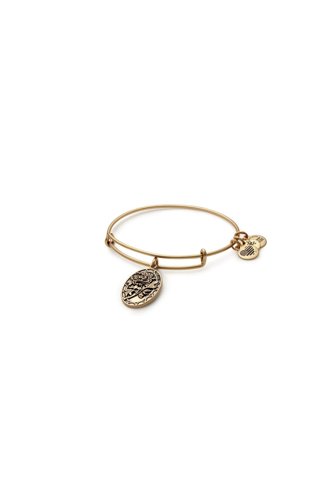 Alex And Ani Mom Charm Bracelet  Front Cropped Image