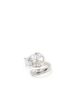 Shoptiques Product: Path Spoon Ring