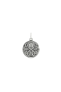 Shoptiques Product: Silver Path Of Life Pendant