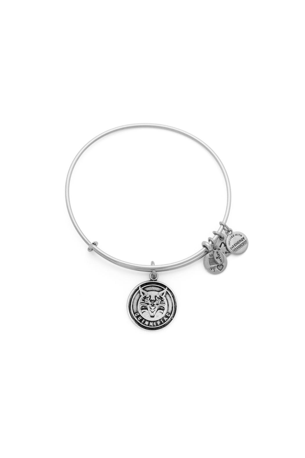 alex and ani quinnipiac university bracelet from connecticut by wave
