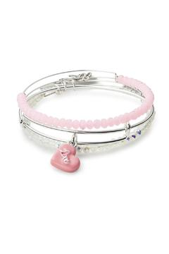 Shoptiques Product: Valentine Pink Bangles