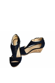 Alex Marie Illiana Leather Wedges - Front cropped