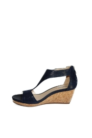 Alex Marie Illiana Leather Wedges - Front full body