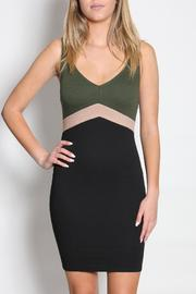 Alex Mark Simply Sweet Dress - Front cropped
