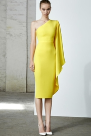 Alex Perry Finley One-Sleeve Dress - Product Mini Image