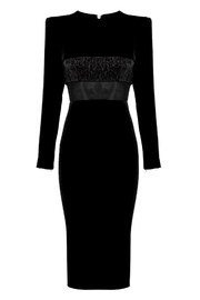 Alex Perry Landon Lady Dress - Product Mini Image