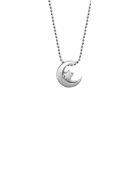 Alex Woo Moon & Star Necklace - Product List Image