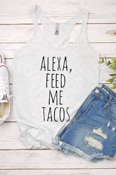 Moonlight Makers Alexa Tank Top - Product List Image