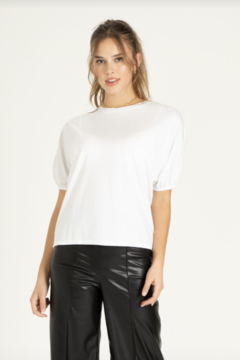 another love  Alexa Tee with Balloon Sleeves - Product List Image