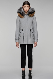 Mackage Alexa Wool Coat - Product Mini Image