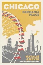 Alexander & Co. Ferris Wheel Poster - Front cropped