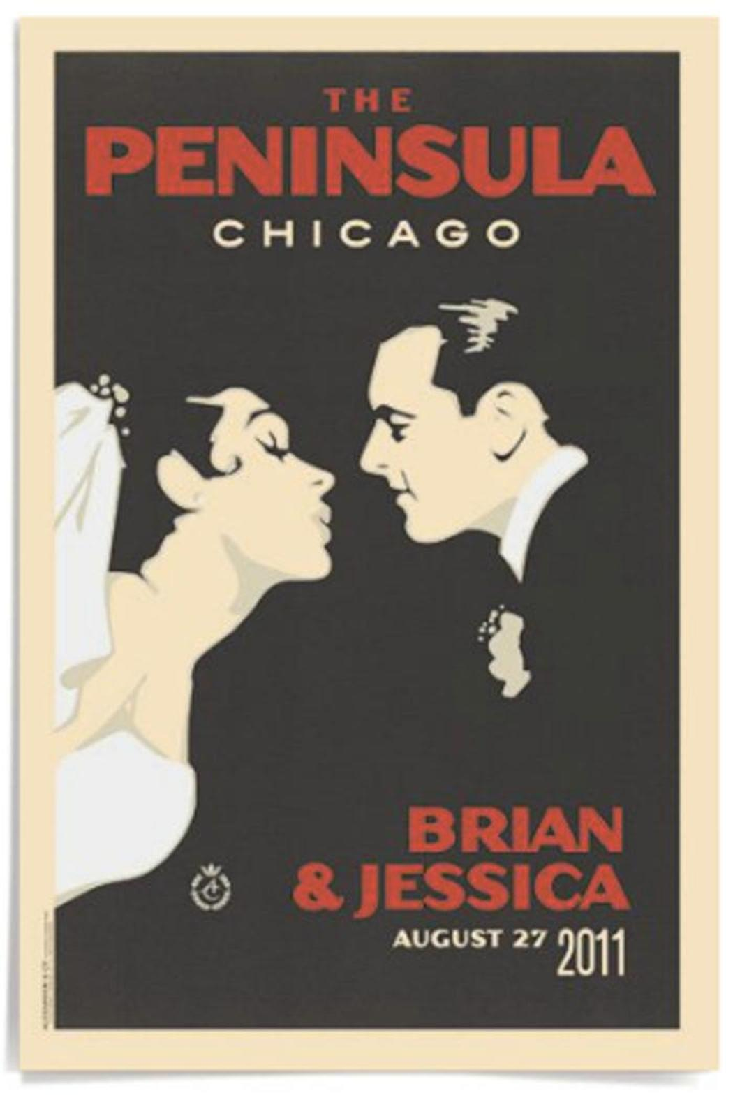 Alexander & Co. First Kiss Poster - Front Cropped Image