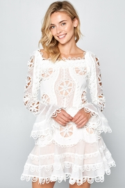 Racine Alexandra Romantic-Lace Dress - Product Mini Image