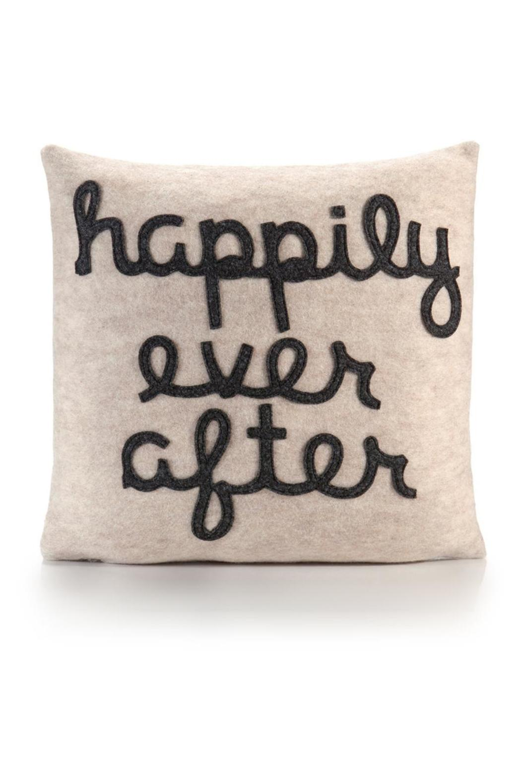 Alexandra Ferguson Ever After Pillow - Front Cropped Image