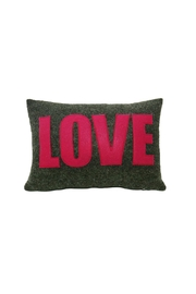 Alexandra Ferguson Felt Love Pillow - Product Mini Image