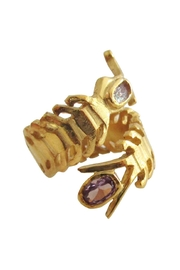 Malia Jewelry Alexandrite Centipede Ring - Product Mini Image