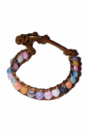 ALEXCINE Indian Glass-Bead Bracelet - Product Mini Image