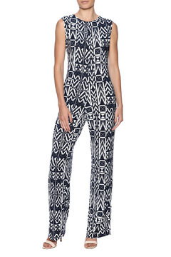 Alexia Klein Printed Jumpsuit - Product List Image