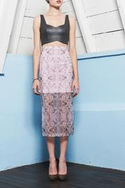 Alexia Ulibarri Lily Silk Skirt - Front cropped