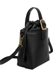 Melie Bianco Alexis Bucket Crossbody - Front cropped