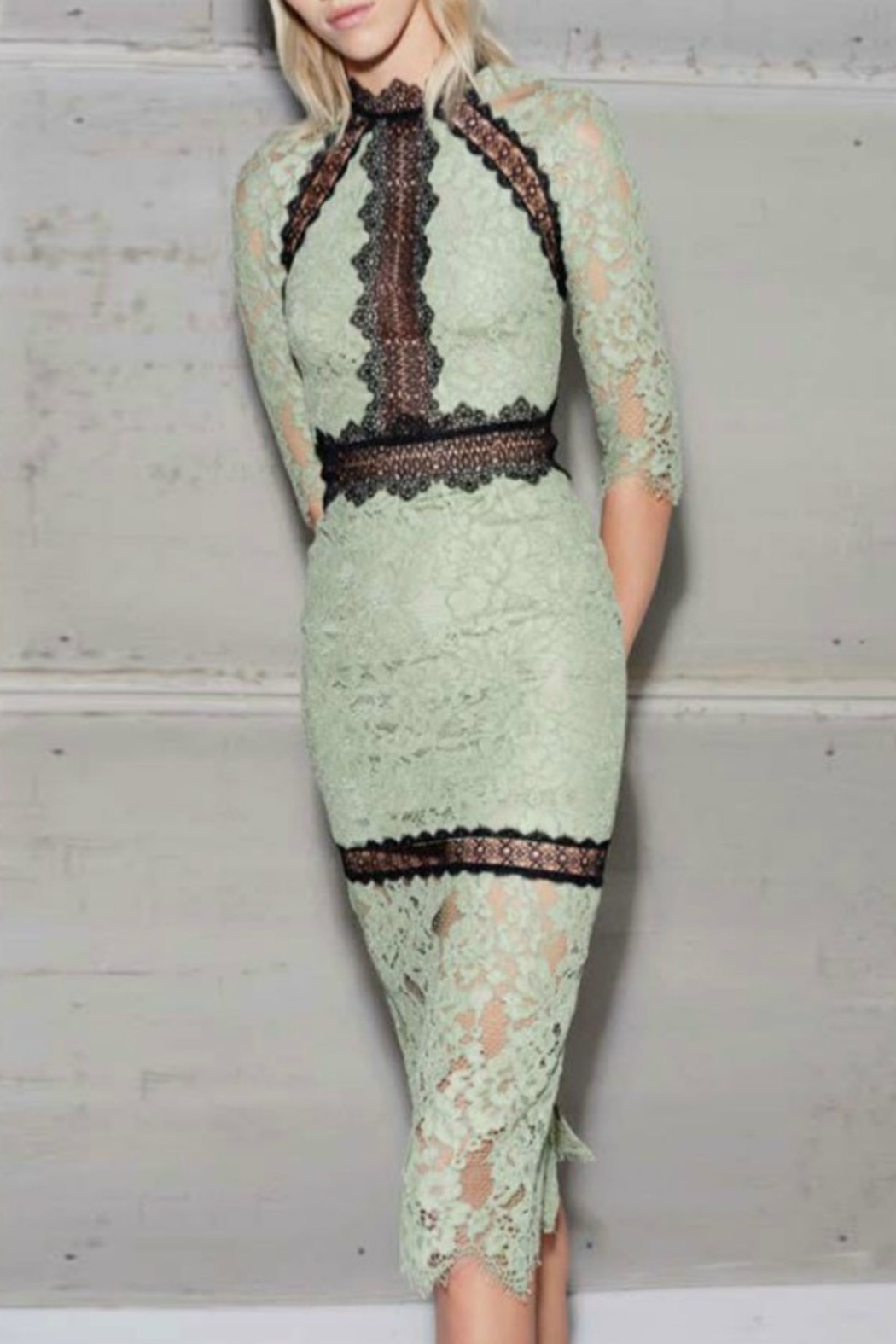 ALEXIS Marisa Lace Dress from Pennsylvania by Jasmin