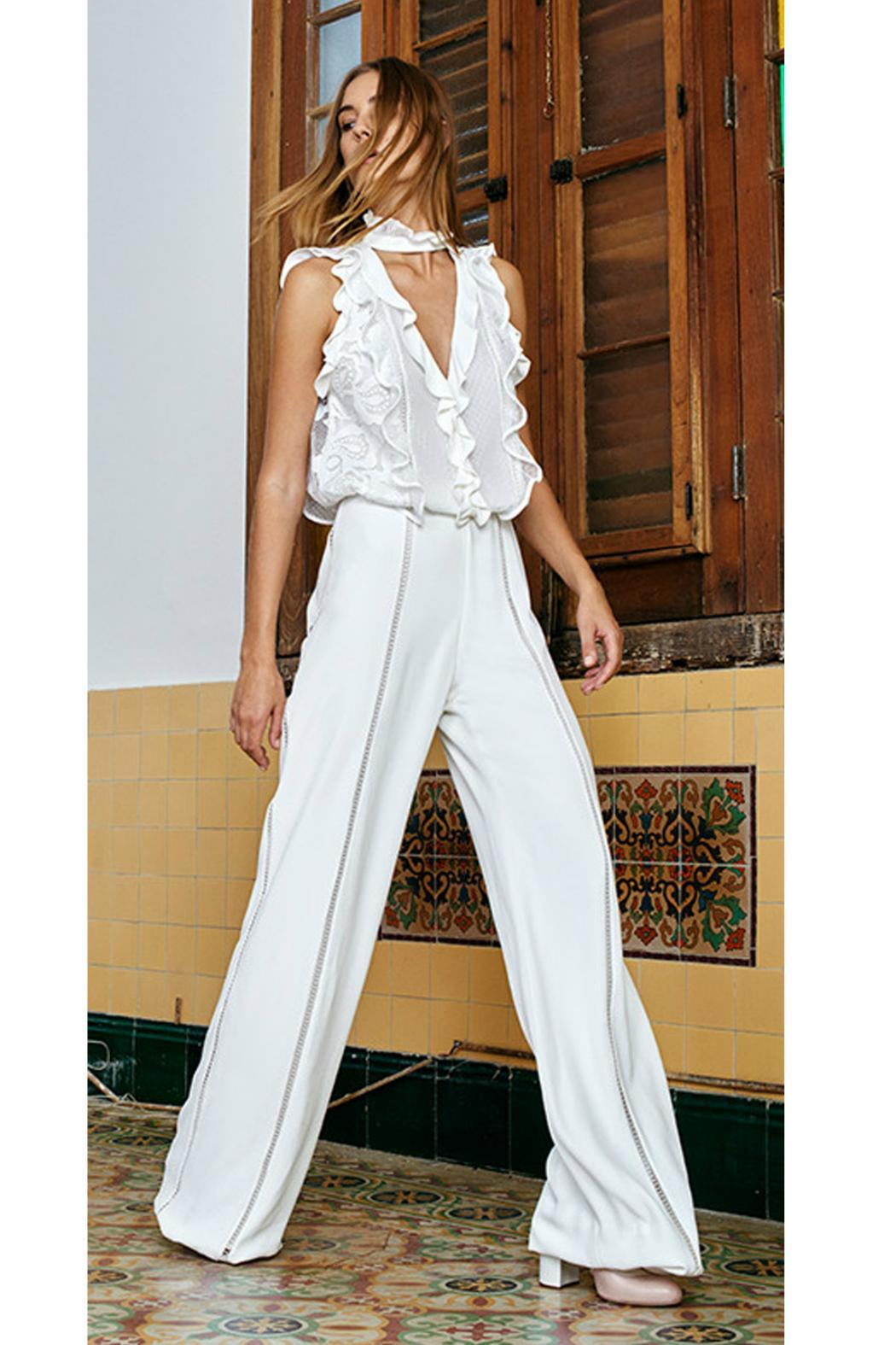 b07efea11b13 ALEXIS Rasika Jumpsuit White from Houston by Muse Boutique — Shoptiques