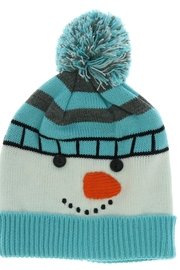 ALEXIS Snowman Holiday Hat - Product Mini Image