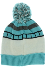 ALEXIS Snowman Holiday Hat - Front full body